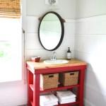 Three Diy Bathroom Vanity Projects Beneath My Heart