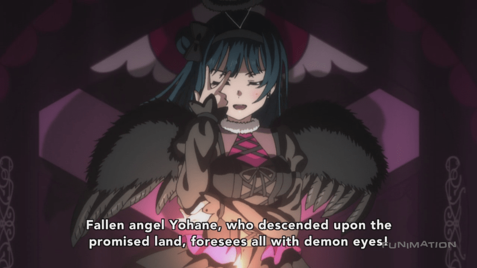 So far for this series, I've posted pictures of swimsuits and demons. What else is left...