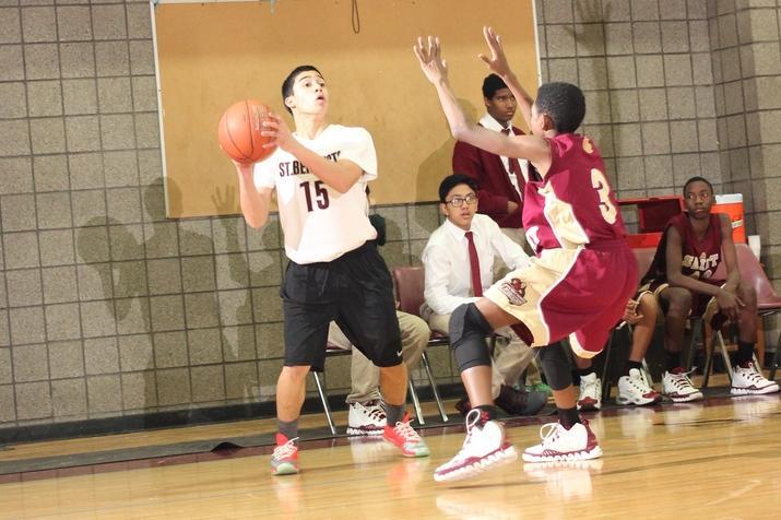 Freshman+Basketball+Team+Dominates+Against+Belleville