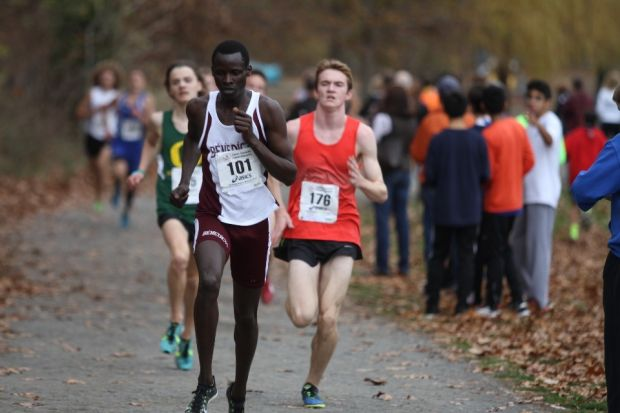 Senior+Edwin+Rutto+makes+his+return+to+competitive+racing+after+missing+out+on+the+entire+cross+country+season+because+of+a+stress+fracture.