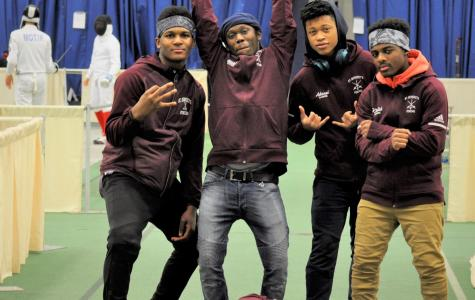 SBP Fencing: A Fifth Place Finish and a Vow to Forge Ahead