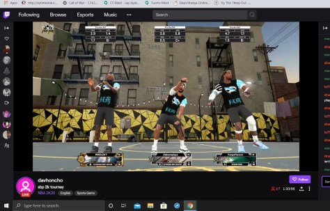 SBPs first-ever NBA2K20 XBOX tournament featured two rounds of intense competition.