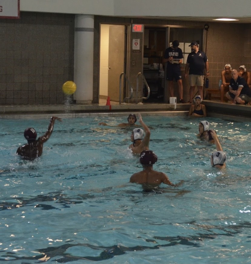 The Gray Bees played against rivals Pingry and Germantown in the tournament.
