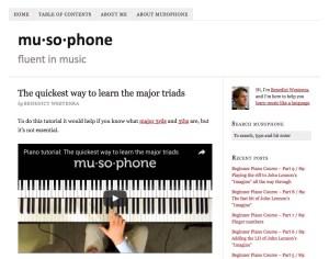 musophone
