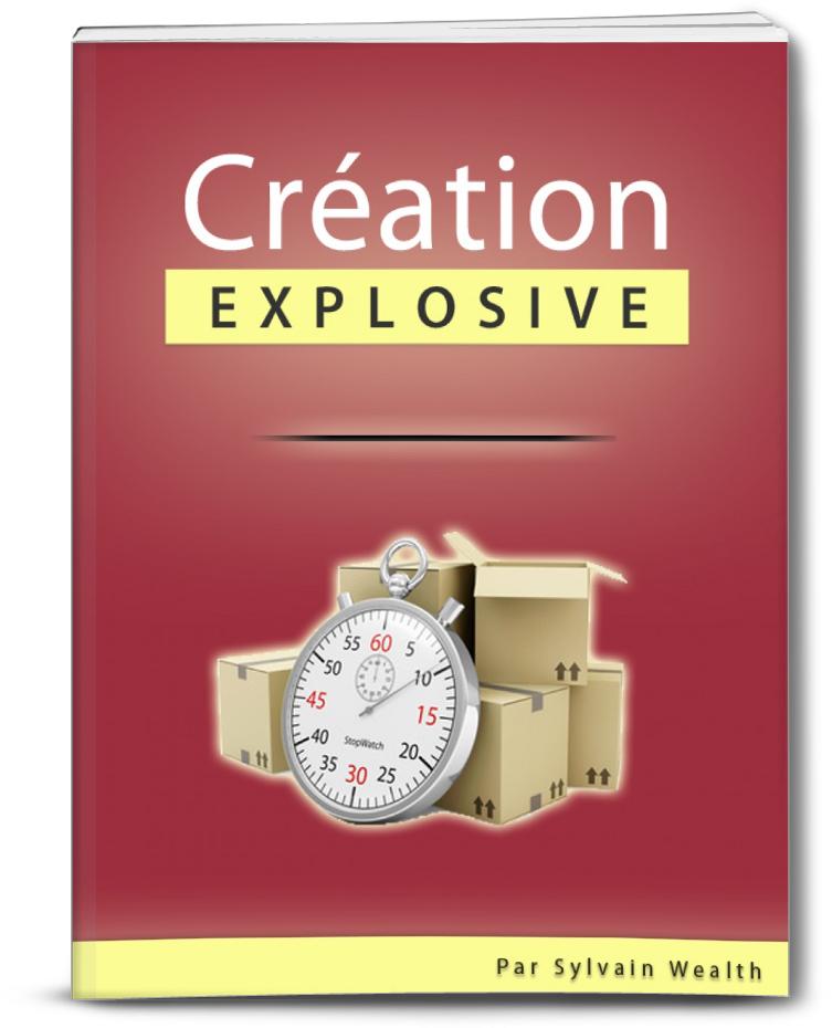 Création Explosive