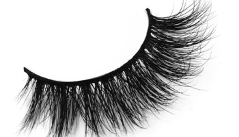 How to wear false eyelashes?