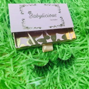 Private Label Packaging For Eyelashes