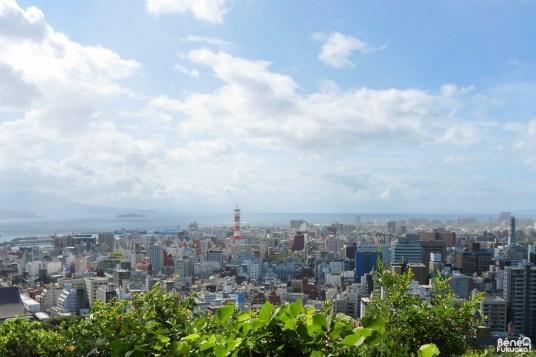 Kagoshima depuis Shiroyama