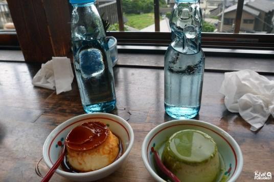 Okamotoya Jigoku-mushi Pudding