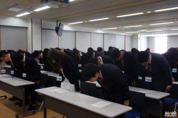 Rei ! , rentrée Aso College Group, Fukuoka
