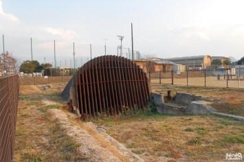 Ancienne entrée de la mine de Shime, Fukuoka
