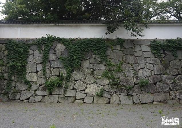 Remparts du château de Fukuoka