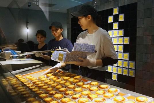 BAKE CHEESE TART, Tenjin