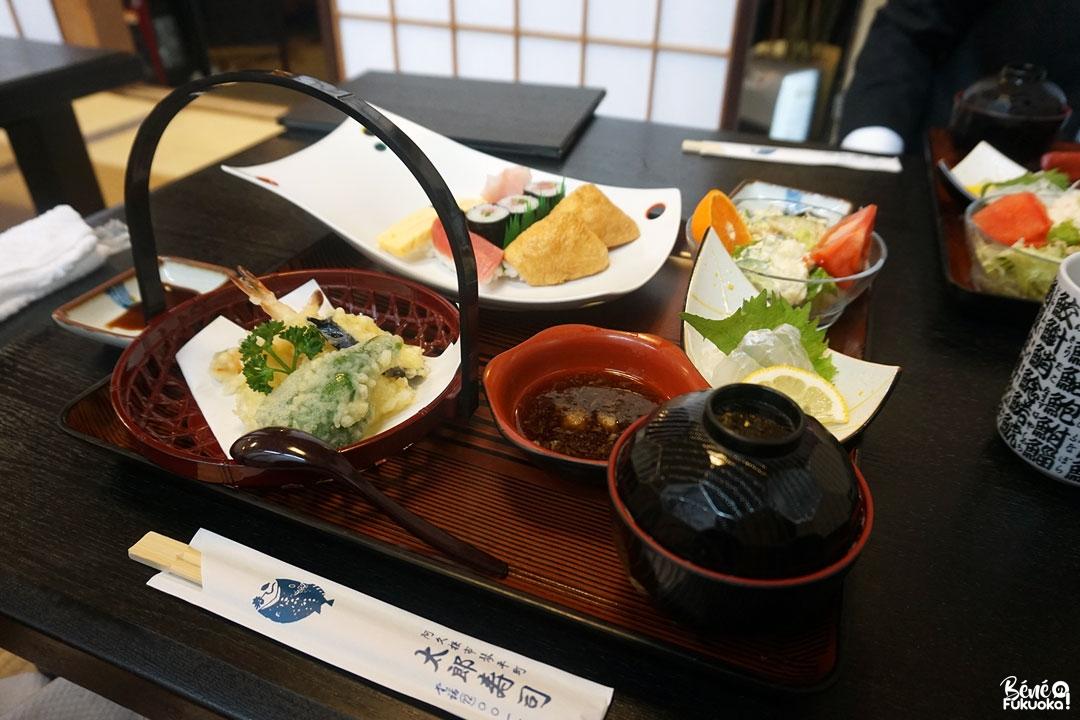 Tarô Sushi, Akune, Kagoshima