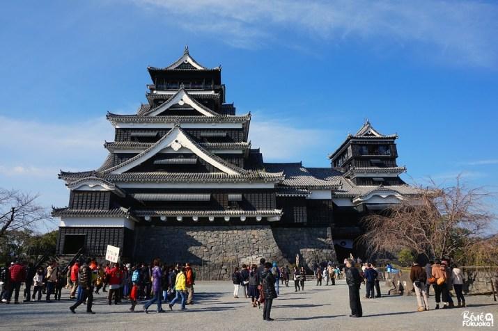 Château de Kumamoto