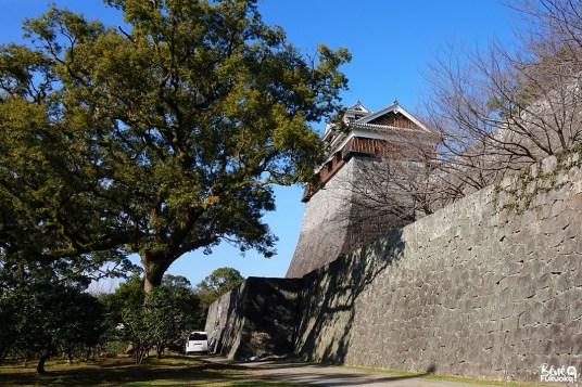 Remparts du Château de Kumamoto