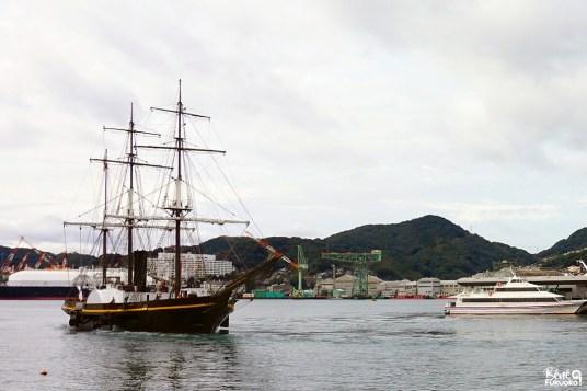 Port de Nagasaki