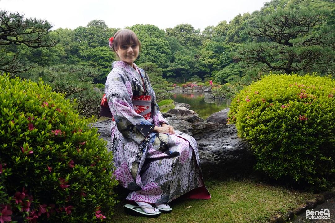 Fukuoka Kimono Walk, mai 2016