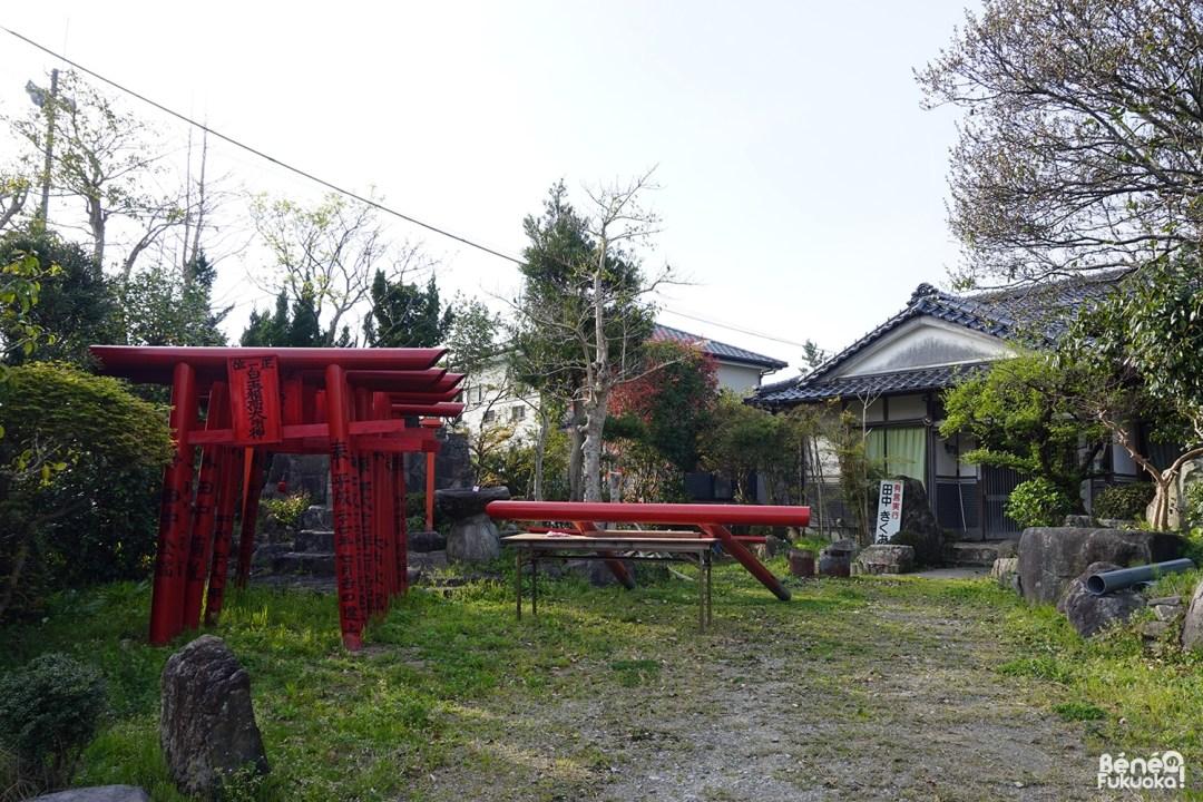 Réparateur de torii, Fukuyoshi, Fukuoka