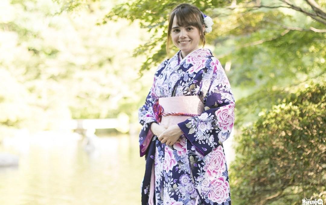Fukuoka Kimono Walk #9 – Yûsentei