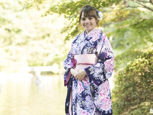 Fukuoka Kimono Walk #9