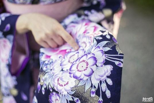 Kimono de septembre