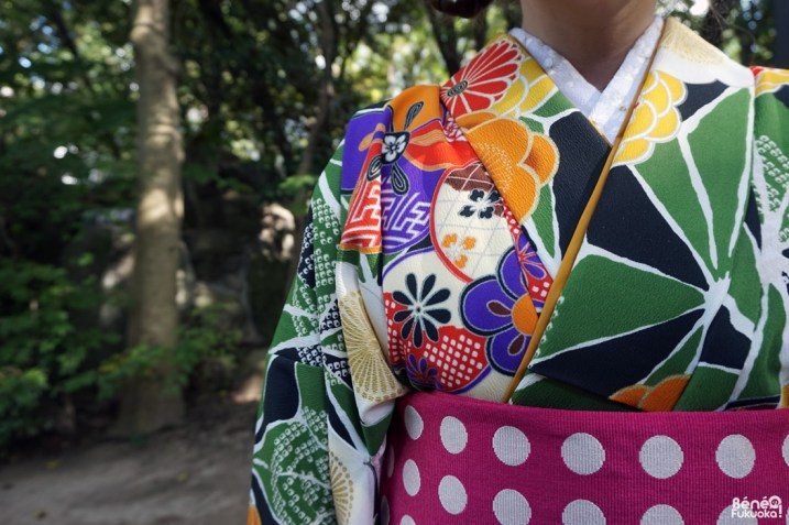 Kimono d'octobre
