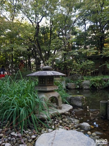 Jardin Rakusuien, Fukuoka