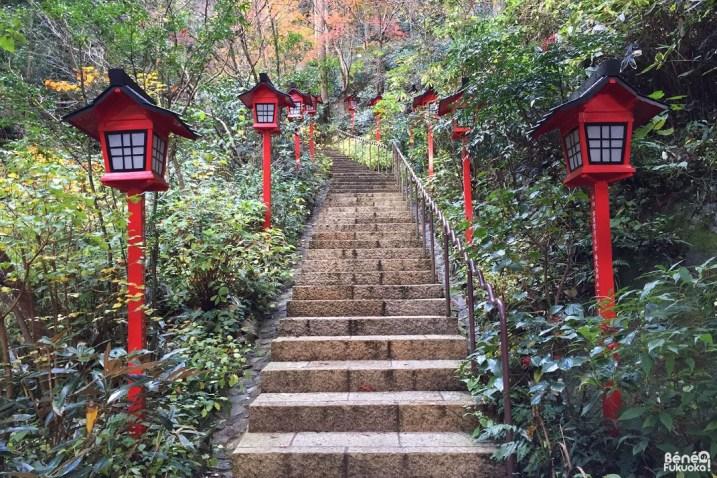 Temple Nanzôin, Fukuoka
