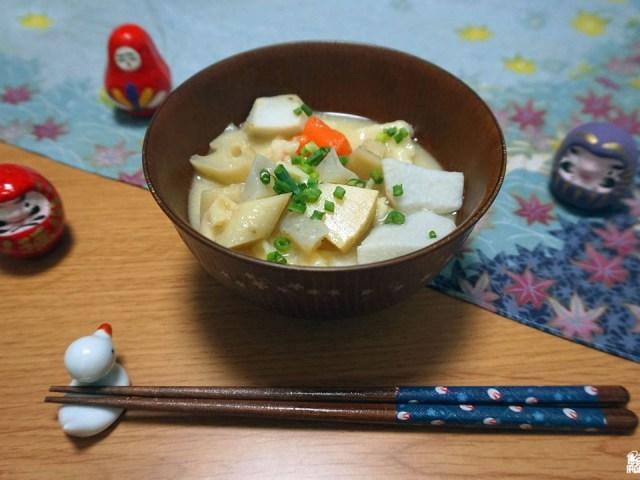 Recette régionale japonaise : le dago-jiru