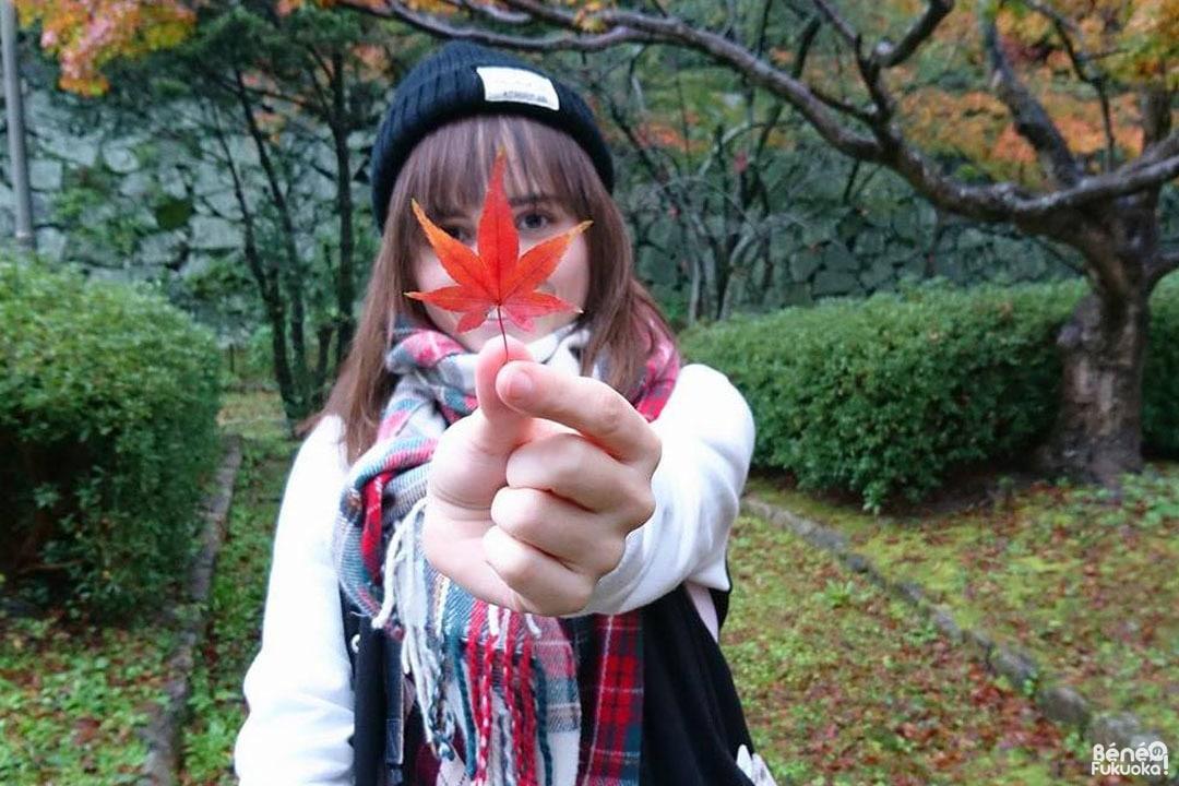 Ma vie quotidienne à Fukuoka