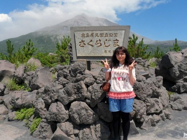 Kagoshima et le Sakurajima en bus