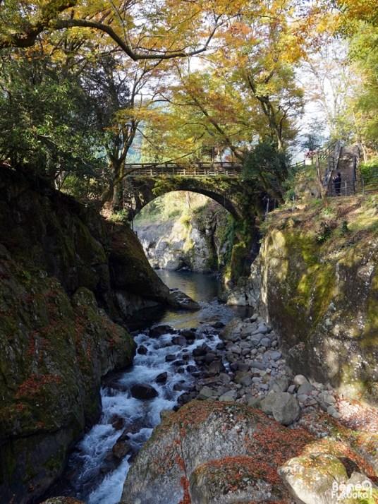 Pont Nenbutsu, Yamakuni, Ôita