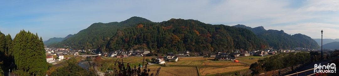 Village de Yamakuni, Ôita