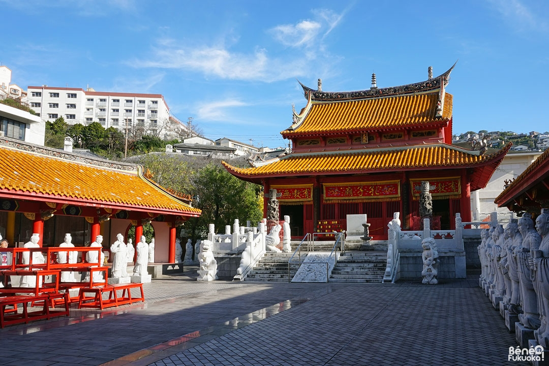 Temple de Confucius, Nagasaki