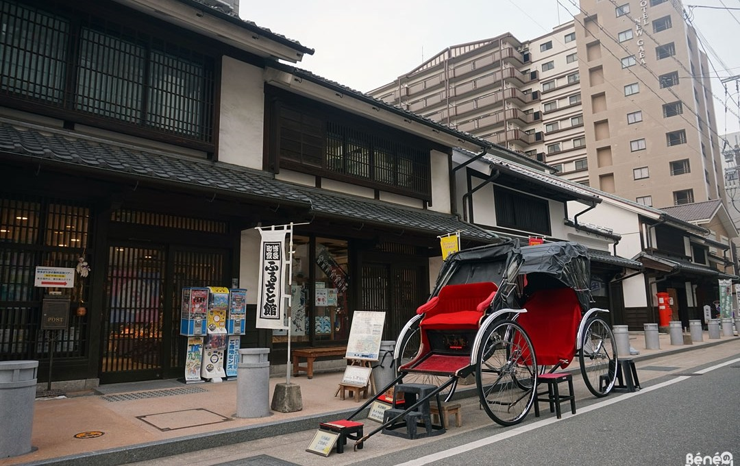 Visite du musée Hakata Machiya Folk Museum