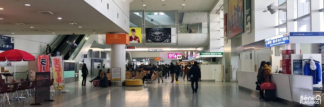 Aéroport de Fukuoka