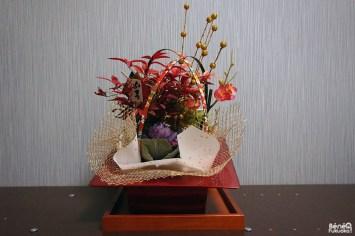 Décoration du nouvel an japonais