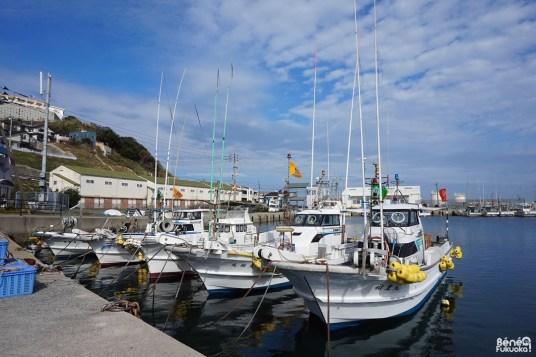 Port de Genkaijima, Fukuoka