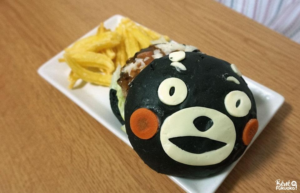 Burger Kumamon
