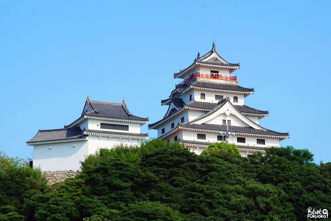 Le château de Karatsu