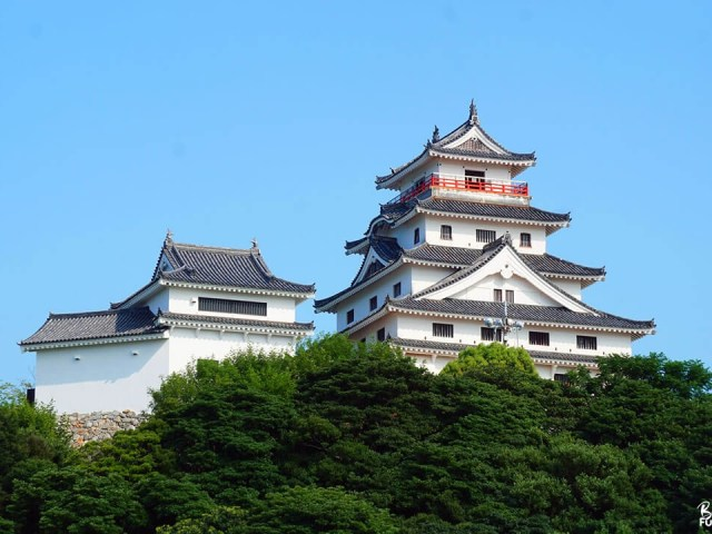 [Saga] Visite du château de Karatsu