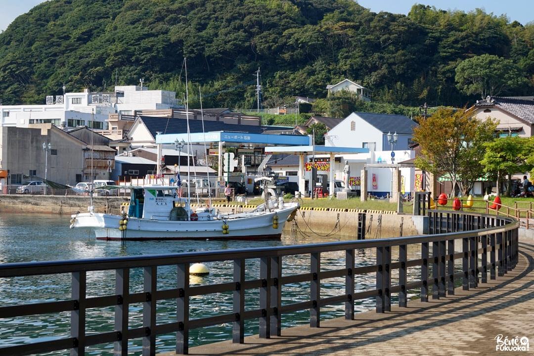 Le port de Hirado Hirado, préfecture de Nagasaki