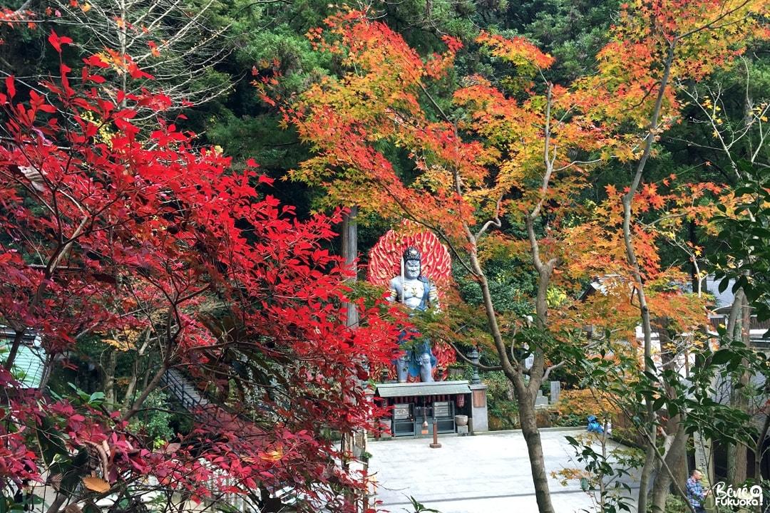 Momiji au temple Nanzôin, Fukuoka