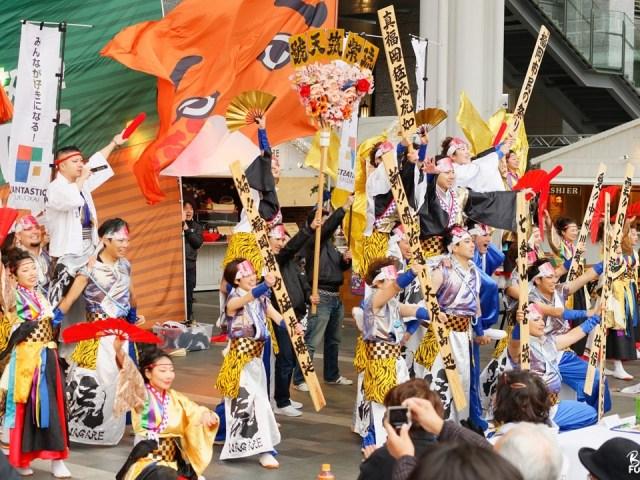 À la découverte de la danse yosakoi