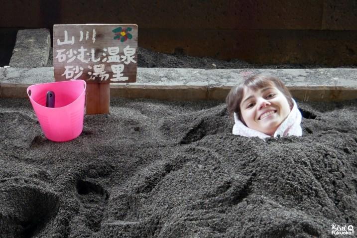 Bain de sable, Sunaburo onsen Sayuri, Ibusuki