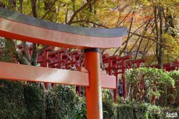 Le sanctuaire Hôman-gû Kamado, Dazaifu, Fukuoka