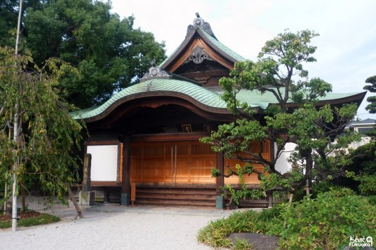 Shôtendô, temple Tôchô-ji, Fukuoka