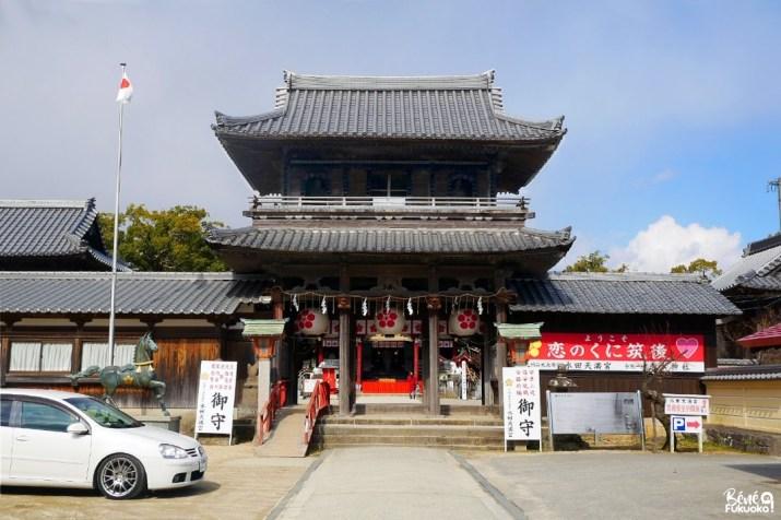 Sanctuaire Mizuta, ville de Chikugo, Fukuoka