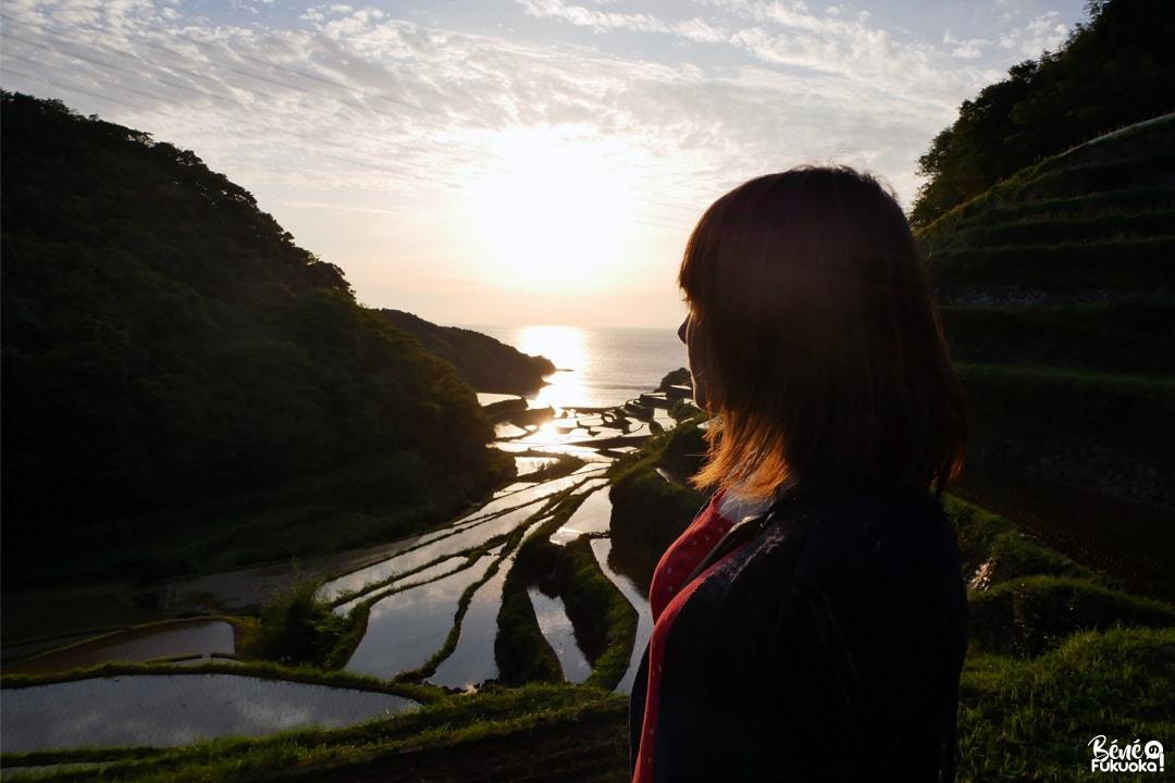 Rizières en terrasse Hamanoura (Saga)